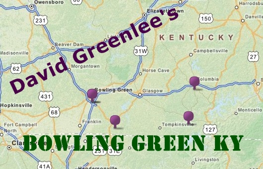 David Greenlee Bowling Green KY